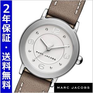 マークジェイコブス MARC JACOBS 腕時計 ライリー RILEY 28mm/ホワイト x グレー レディース MJ1472|bellmart
