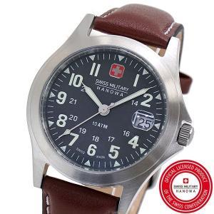 スイスミリタリー 腕時計 SWISS MILITARY CLASSIC ORIGINAL V クラシック オリジナル ユニセックスメンズ レディース/レザーベルト ブラック文字盤 ML-455|bellmart