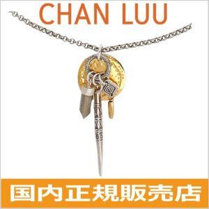 チャンルー CHANLUU ミックスペンダント ネックレス ...