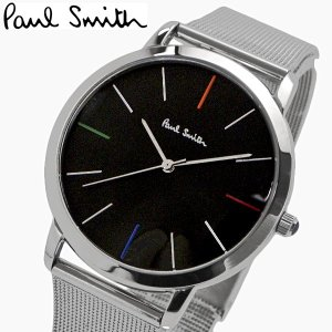 ポールスミス Paul Smith 腕時計 メンズ エムエー MA ブラック文字盤 P10055|bellmart
