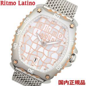 リトモラティーノ Ritmo Latino 腕時計 クワトロオート QUATTRO AUTO 機械式自動巻き メンズ QA-99ML MOSAICO bellmart