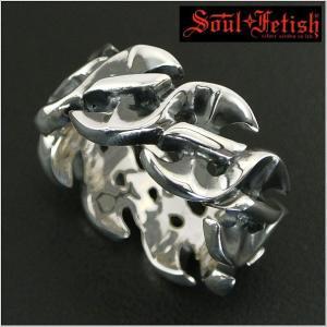 Soul Fetish(ソウルフェティッシュ) シルバーリング R1019|bellmart
