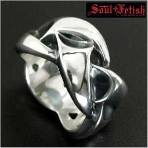 Soul Fetish(ソウルフェティッシュ) シルバーリング R1036|bellmart
