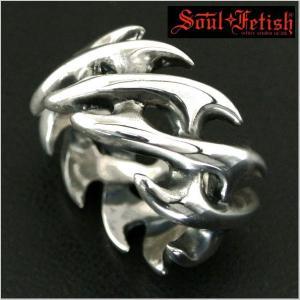 Soul Fetish(ソウルフェティッシュ) シルバーリング R1037|bellmart
