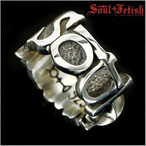 Soul Fetish(ソウルフェティッシュ) シルバーリング R1041|bellmart