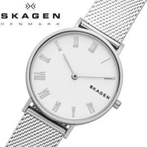 スカーゲン SKAGEN 腕時計 ハルド HALD レディース SKW2712|bellmart