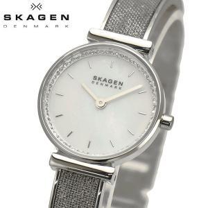 スカーゲン SKAGEN 腕時計 ANNELIE アネリー レディース ホワイトシェル文字盤 SKW2793|bellmart