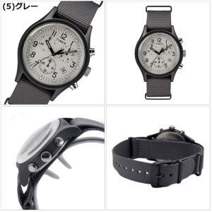 【選べる6色】TIMEX タイメックス 腕時計 メンズ MK1 アルミニウム クロノグラフ NATOベルト TW2R67600 TW2R67700 TW2R67800 TW2T10600 TW2T10700 TW2T10900|bellmart|06