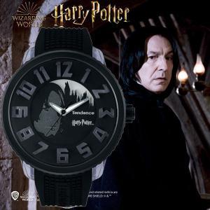 テンデンス TENDENCE  ハリーポッターコレクション Harry Potter Collection スネイプ モデル /  Snape model 腕時計 300本限定 TY532011 bellmart