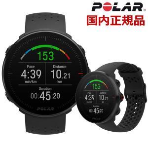 POLAR ポラール MULTISPORT WATCH 手首型心拍計 GPS内蔵 スマートウォッチ 腕時計 ブラック VANTAGE M BK ML bellmart