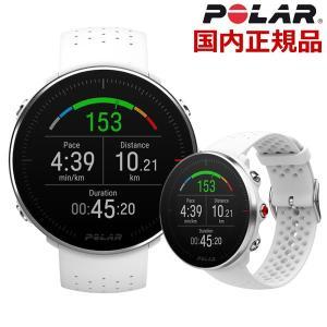 POLAR ポラール MULTISPORT WATCH 手首型心拍計 GPS内蔵 スマートウォッチ 腕時計 ホワイト VANTAGE M WH ML bellmart