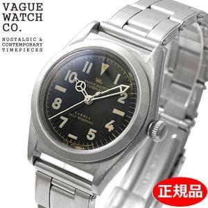 クリーナープレゼント VAGUE WATCH Co. ヴァーグ ウォッチ カンパニー 腕時計 VABBLE(ヴァブル) 機械式 自動巻き オートマチック ブラック文字盤 VB-L-001-SB|bellmart