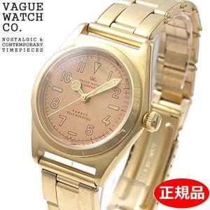 クリーナープレゼント VAGUE WATCH Co. ヴァーグ ウォッチ カンパニー 腕時計 VABBLE(ヴァブル) 機械式 自動巻き オートマチック ピンク文字盤 VB-L-002-SB|bellmart