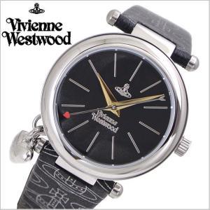 ヴィヴィアンウエストウッド 腕時計 Vivienne Westwood オーブ レディース VV006BKBK|bellmart