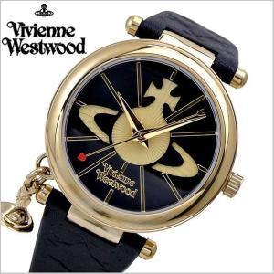 ヴィヴィアンウエストウッド 腕時計 Vivienne Westwood オーブ レディース VV006BKGD|bellmart