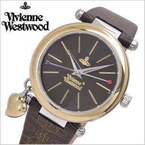 ヴィヴィアンウエストウッド 腕時計 Vivienne Westwood オーブ レディース VV006BRBR|bellmart