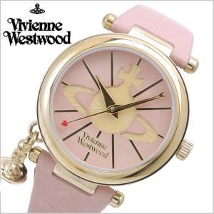 ヴィヴィアンウエストウッド 腕時計 Vivienne Westwood オーブ レディース VV006PKPK|bellmart