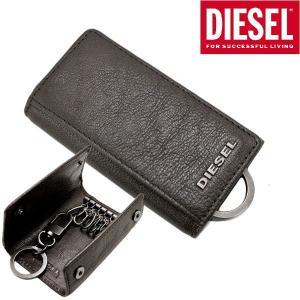 ディーゼル DIESEL 6連キーケース 本革/ブラウン メンズ ディーゼル DIESEL X03922 PR271 T2189 bellmart