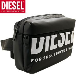 ディーゼル DIESEL ボディーバッグ ウエストポーチ メンズ ディーゼル X07280 P3188 T8013|bellmart