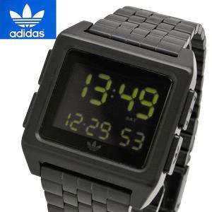 アディダス オリジナルス adidas Originals 腕時計 男女兼用・ユニセックス/メンズ・レディース Archive_M1 ブラック Z01-001|bellmart