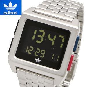 アディダス オリジナルス adidas Originals 腕時計 男女兼用・ユニセックス/メンズ・レディース Archive_M1 シルバー Z01-2924|bellmart