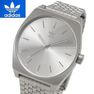 アディダス オリジナルス adidas Originals 腕時計 男女兼用・ユニセックス/メンズ・レディース Process_M1 シルバー Z02-1920|bellmart