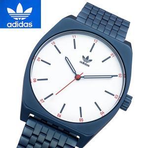 アディダス オリジナルス adidas Originals 腕時計 ユニセックス/メンズ・レディース Process_M1 ネイビー Z02-3032|bellmart