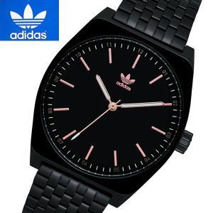 アディダス オリジナルス adidas Originals 腕時計 ユニセックス/メンズ・レディース Process_M1 ブラックIP Z02-3077|bellmart