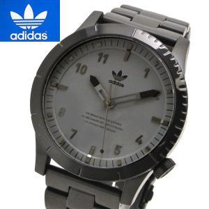 アディダス オリジナルス adidas Originals 腕時計 男女兼用・ユニセックス/メンズ・レディース Cypher_M1 チャコールグレー Z03-017|bellmart