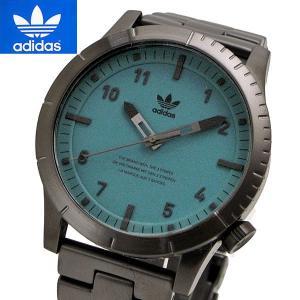 アディダス オリジナルス adidas Originals 腕時計 男女兼用・ユニセックス/メンズ・レディース Cypher_M1 ガンメタリック Z03-2917|bellmart
