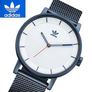 アディダス オリジナルス adidas Originals 腕時計 ユニセックス/メンズ・レディース District_M ネイビー Z04-3032|bellmart