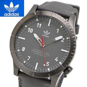 アディダス オリジナルス adidas Originals 腕時計 男女兼用・ユニセックス/メンズ・レディース Cypher_LX1 チャコール文字盤 Z06-2915|bellmart