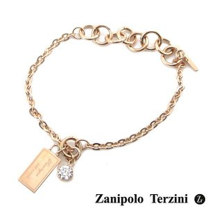 Zanipolo Terzini ザニポロ・タルツィーニ ブレスレット ステンレス製 レディース ZTB2438 bellmart