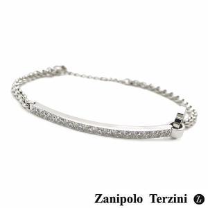 Zanipolo Terzini ザニポロ・タルツィーニ ブレスレット ステンレス製 レディース ZTB2439FM-SUS bellmart