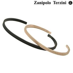 Zanipolo Terzini ザニポロ・タルツィーニ サージカルステンレス製 ペアバングル/ブレスレット(2本セット) ZTB3600 bellmart