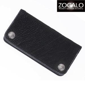 ZOCALO(ソカロ) シャーク ウォレット・ロング (サメ革・長財布) ZOCALO ソカロ ZWL-0015S bellmart