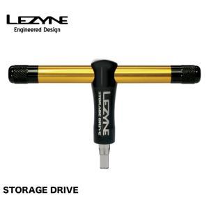 (LEZYNE)レザイン STORAGE DRIVE 自転車ツール 携帯工具 取り外し可能なハンドル...