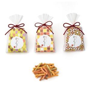 プチギフト 結婚式 お菓子 退職 ありがとう 感謝 和風  和味かりんとう 賞味期限30日|bellsimple-kiratto