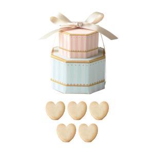 フランメリー(ハートクッキー) プチギフト 結婚式 お菓子 退職 イベント 景品 粗品|bellsimple-kiratto