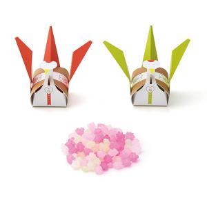 メオトヅル小箱(こんぺいとう)1個 プチギフト 結婚式 お菓子 退職 和風 和|bellsimple-kiratto