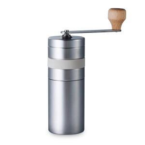 コーヒーミル 手動 アンティーク 手動式コーヒーミル木製 携帯コーヒーミル コーヒーミル 手動コーヒ...