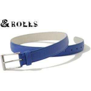 ベルト メンズ/& ROLLS アンドロールス/PO...