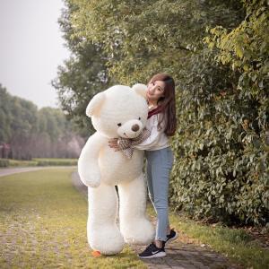 ぬいぐるみ 特大 くま テディベア 可愛い熊 動物 大きい くまぬいぐるみ 熊縫い包み クマ 抱き枕...