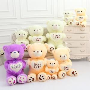 ぬいぐるみ クマ くま 結婚祝い 抱き枕 クッション かわいい 誕生日ギフト 50cm|beluhappines