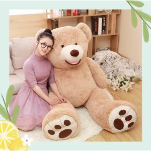 ぬいぐるみ くま 特大 大きい  熊 コストコ テディベア クリスマス 誕生日 プレゼント 彼女 子...
