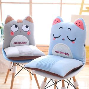 座椅子 一人掛け 抱き枕 動物クッション ぬいぐるみ 猫  誕生日 プレゼント 引っ越し祝い インテリア beluhappines