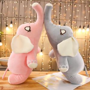 ぬいぐるみ 抱き枕 クッション ぞう 象 かわいい 誕生日プレゼント65cm beluhappines