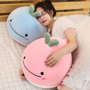 ぬいぐるみ くじら 癒し 抱き枕 クッション 記念日 恋人 彼女 彼氏 誕生日プレゼント55cm|beluhappines