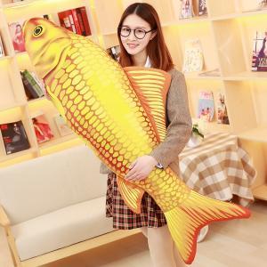 ●ぬいぐるみ 鯉 ●素材:PP綿 ●サイズ: 140cm  ●カラー:写真に参考してください♪ ●滑...