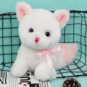 ぬいぐるみ きつね 狐 おもちゃ 車用 インテリア雑貨 キーホルダー バック アクセサリー 誕生日ギフト|beluhappines